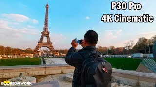 Huawei P30 Pro 4K Cinematic Camera Test!