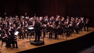 The Ohio State University Wind Symphony with Dublin Coffman High School Band