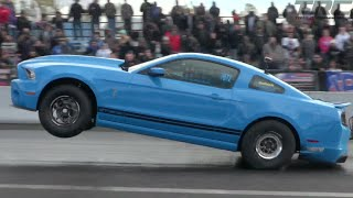 2000hp Turbo Shelby GT500 - The Devil's Reject