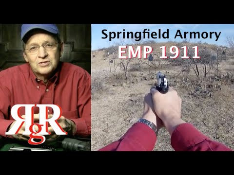 Springfield Armory EMP 1911 Review & Field Strip