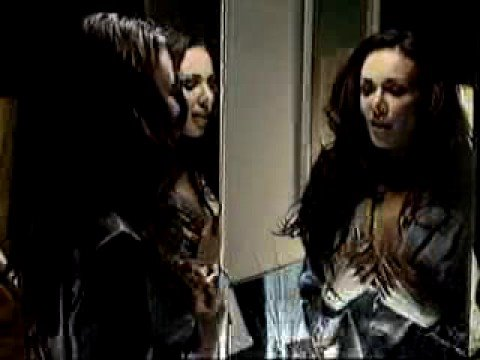 Vanessa Kelly in spot orologi Tissot