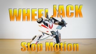 Transformers: Prime - RID Wheeljack Stop Motion