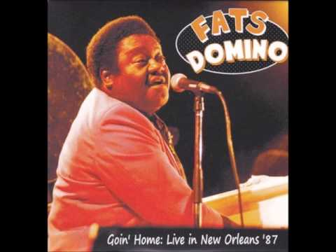 Fats Domino  -  Goin' Home  -  New Orleans Hilton '87  [Live album 20]