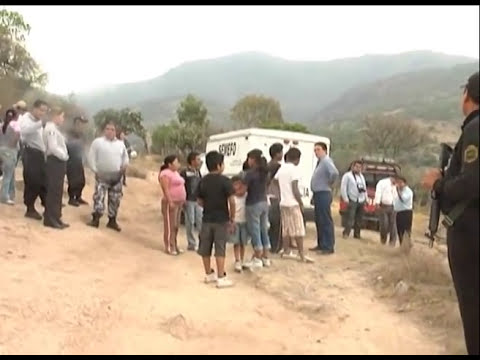 Mueren ahogados tres jóvenes en presa de Ecatepec
