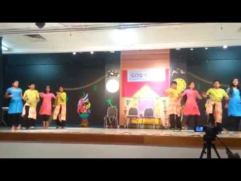 Satvi's ugadi dance 2014 thumbnail