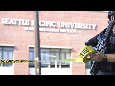 Gunman Kills One At Seattle Pacific University, Subdued With Pepper Spray