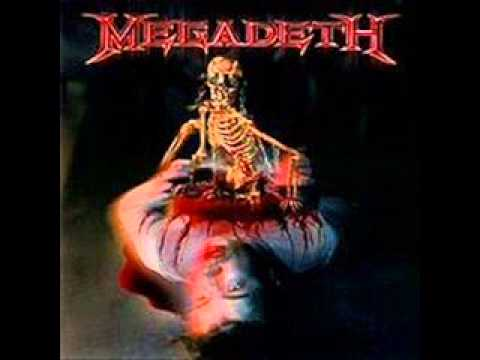 Megadeth - The World Needs A Hero 1