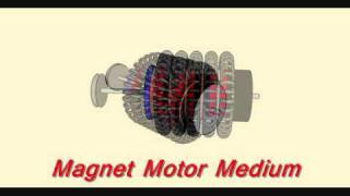 Magnet Motor Medium
