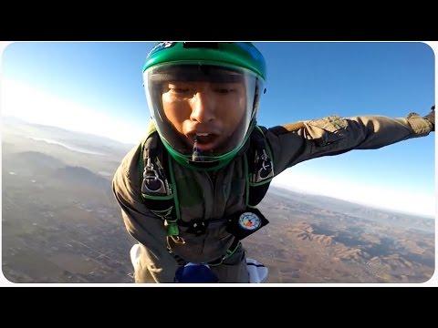 Skydiving On Space Shuttle | Dr. Strangelove 2