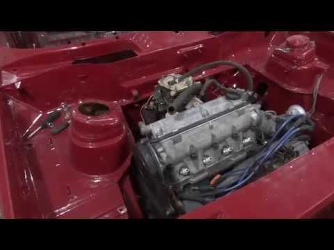 славута. заводим двигатель на 647 растворе. на tubethe.com