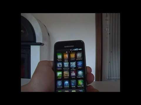 Samsung Galaxy S videorecensione da TuttoAndroid