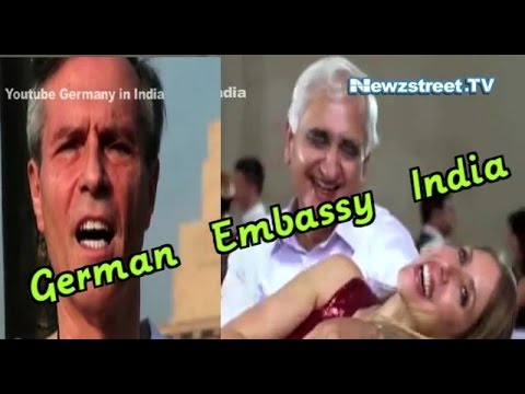 Viral video  Salman Khurshid and German ambassador do 'Kal Ho Na Ho'