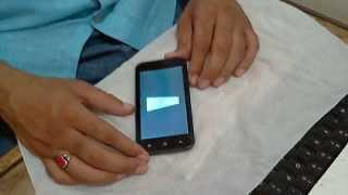 Hard Reset Micromax A66 | Remove Gmail Pattern Screen Lock