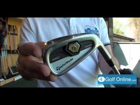Titleist AP2 Irons TaylorMade MC Forged Irons