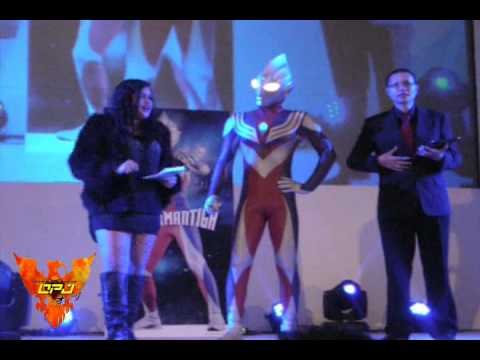Pre-clas:h (ultraman Tiga) video