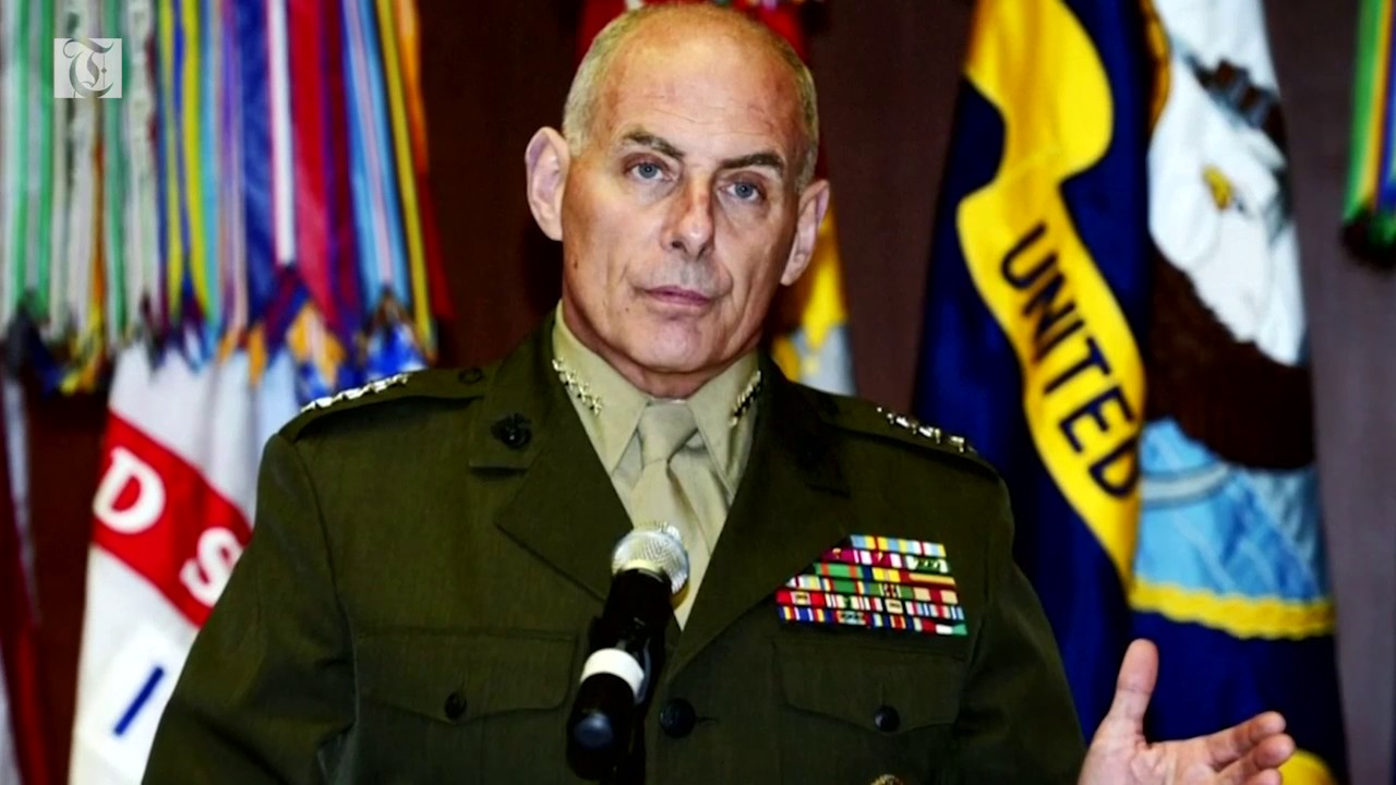 Trump replaces chief of staff Priebus after six month run with Kelly