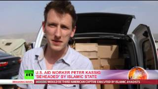 ISIS claims beheading of US aid worker Kassig in new video Image