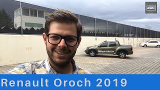 Renault Oroch (Duster) 2019. Pickup con aires de SUV | AUTOSIE7E
