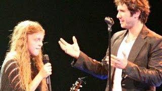 Download Lagu Josh Groban Surprise Duet Shocks 14 year old Audience Member Anastasia Lee Gratis STAFABAND