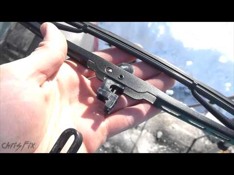 How to Replace Windshield Wipers on Your Car (Easy)