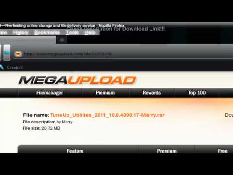 Retrieve your megaupload files!!!