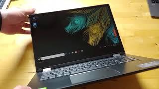 Lenovo Flex 6 14 unboxing