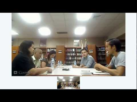 DigitalFilipino Roundtable Discussion with Garrett Gee