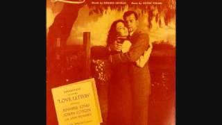 Watch Dick Haymes Love Letters video