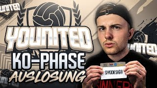 FIFA 19: YOUnited ICON KO PHASE Auslosung 😱😱