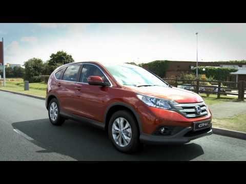 2013 Honda CR-V Driven / Roadtest / Details
