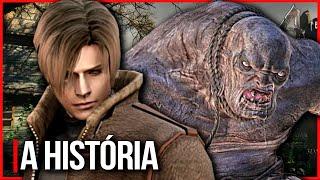 A História de Resident Evil 4 - Enredo com Spoilers