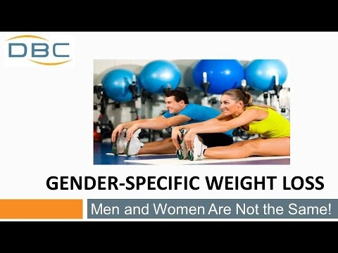 Gender-specific Weight Loss