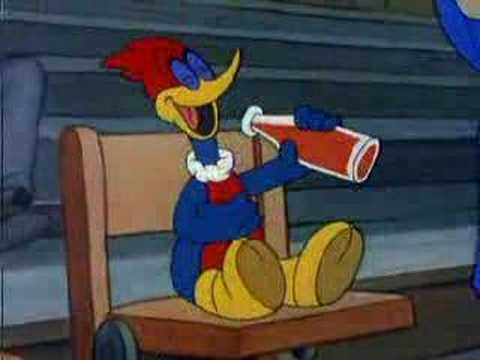 Woody Woodpecker - The Screwball Video