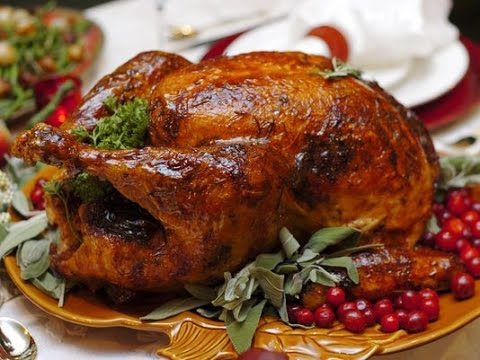 Easy Thanksgiving Turkey Recipe: How to Cook Tender Juicy Turkey - How to Make Homemade Turkey Gravy