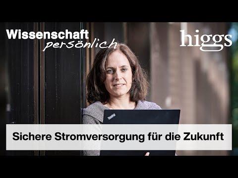 Wie sieht unser Stromnetz der Zukunft aus? | «Wissenschaft persönlich« mit Gabriela Hug | higgs.ch