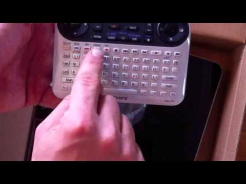 Google TV Unboxing - Sony Internet TV NSZ-GT1