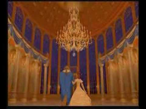 Cover image of song Beauty and the Beast by Disney