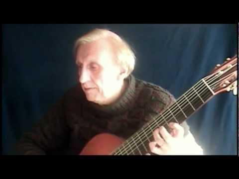 Silvius Leopold Weiss - Allemande by Cesar Amaro