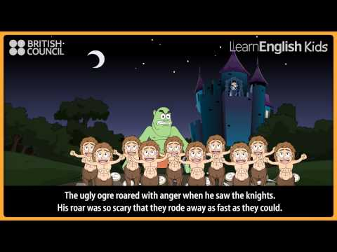 Princess and the dragon - Kids Stories - LearnEnglish Kids British Council