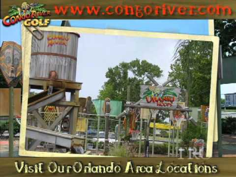 Congo River Golf on The Rest of Orlando