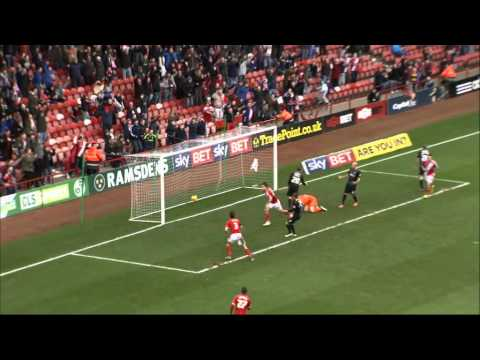 Boro 3-1 Charlton highlights