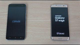 Asus Zenfone 3 vs Samsung Galaxy S7 Edge - Speed & Camera Test!