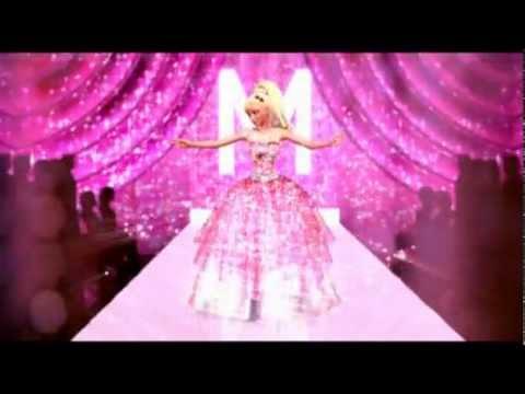 Barbie - Moda Mágica en París - La vida es un cuento de hadas