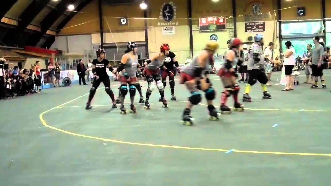 Riot City Rollers City Riot Roller Derby in