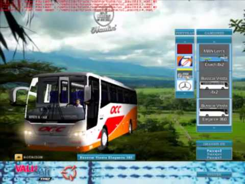 18 wheels of steel haulin Digital Mod Bus MX  20 Select Edition download