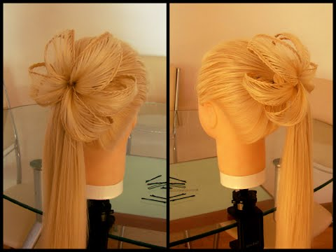Плетение кос кружевное