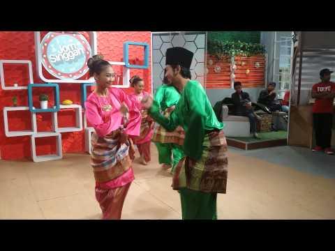 Jom Singgah Tv3 Zapin Ya Salam video