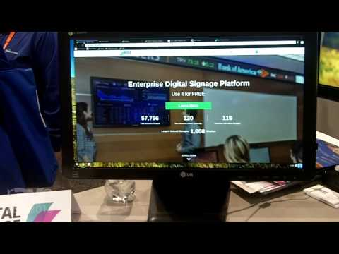 DSE 2015: Rise Vision Details Free, Open Source Signage Creation