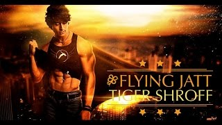 A Flying Jat 2016 Hindi New Movie   Official Full Trailer   Tiger Shroff   Jacqueline Fernandez   Wa