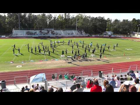 Slidell High School Band - 2012 Dutchtown Marching Festival